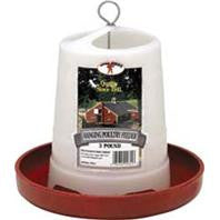 Little Giant Hanging Feeder For Poultry, 3 Lb.