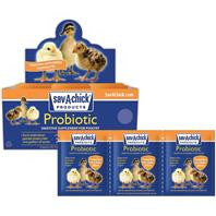 Sav-A-Chick Probiotic Supplement, 3 Pack