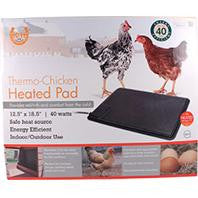 Thermo-Chicken Heated Pad, 40 Watts