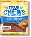 True Chews Chicken Premium Jerky Cuts