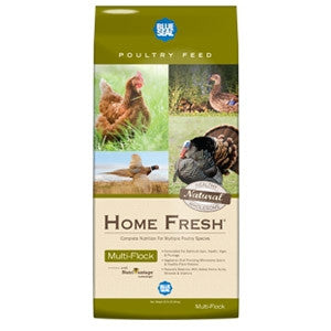 Home Fresh® Multi-Flock Breeder, 25 Lb.