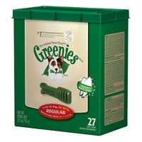 Greenies Original Regular Dental Chew