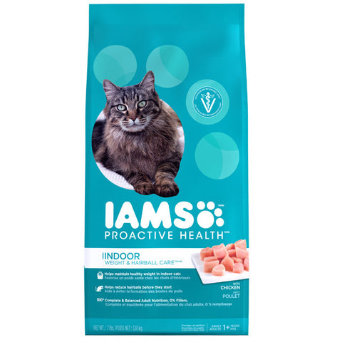 Adult Indoor Weight & Hairball Control