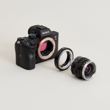 URTH Lens Adapter - Leica M to Sony E