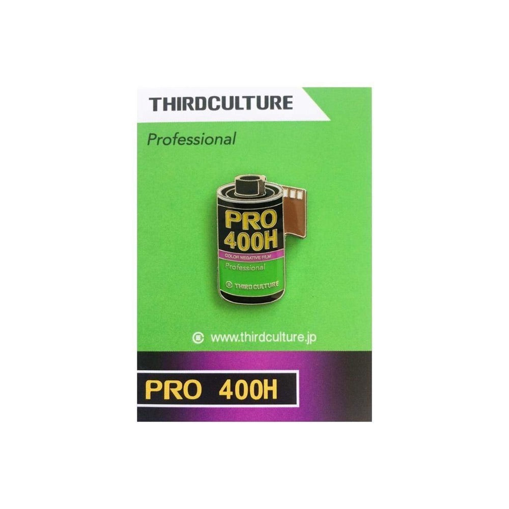 "Third Culture ""Pro 400H"" Pin"