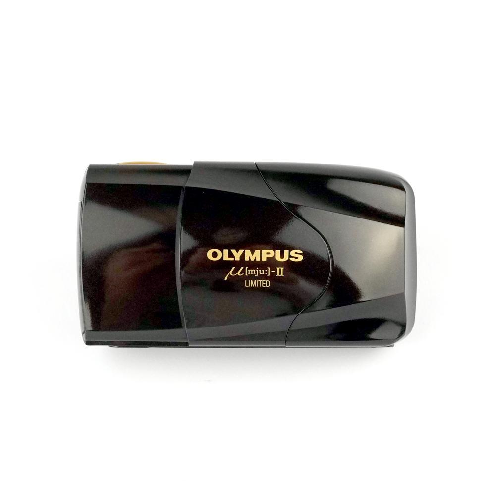 OLYMPUS µ[mju:]-II Limited w/original box