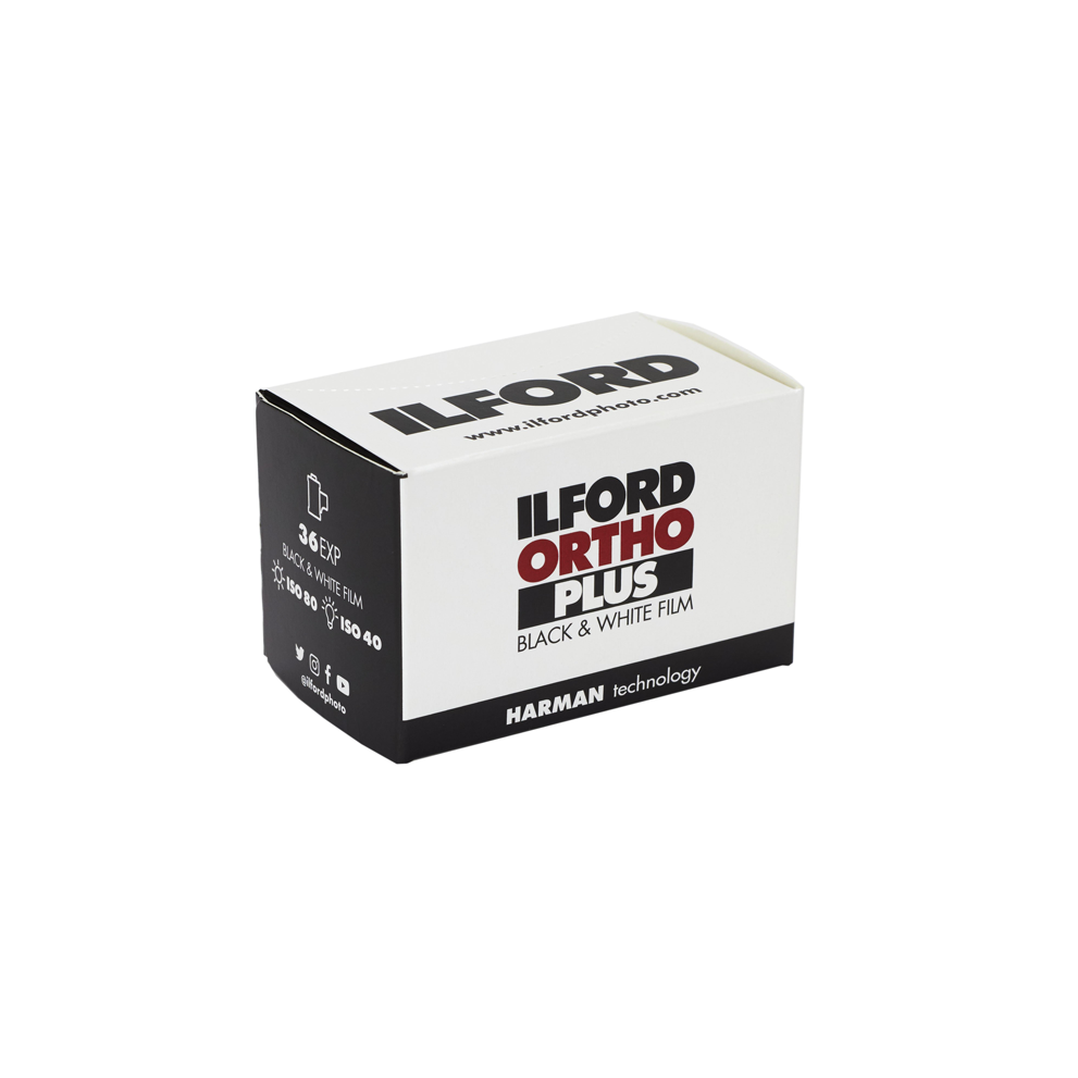 ILFORD Ortho Plus 35mm