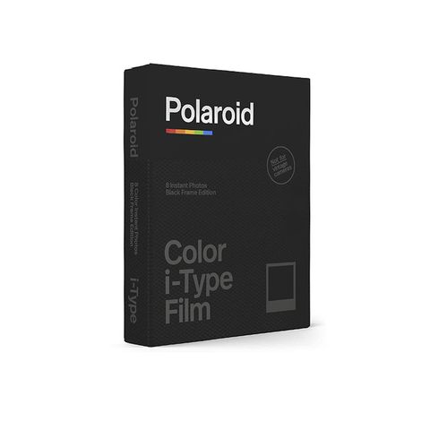 POLAROID i-Type Black Frame Edition COLOR FILM