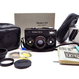 ROLLEI 35 S w/flash Beta 2 and accessories