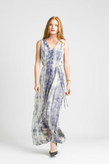 fair trade silk dress