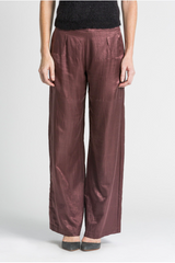 fair trade silk pants