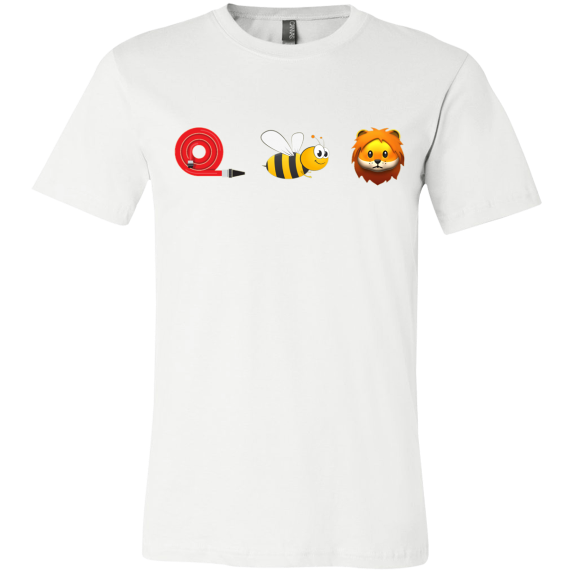 hose bee lion 3001Y Bella + Canvas Youth Jersey Short Sleeve T-Shirt