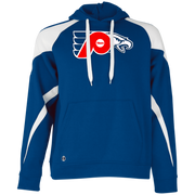 76ers Phillies Flyers Eagles 229546 Holloway Colorblock Hoodie
