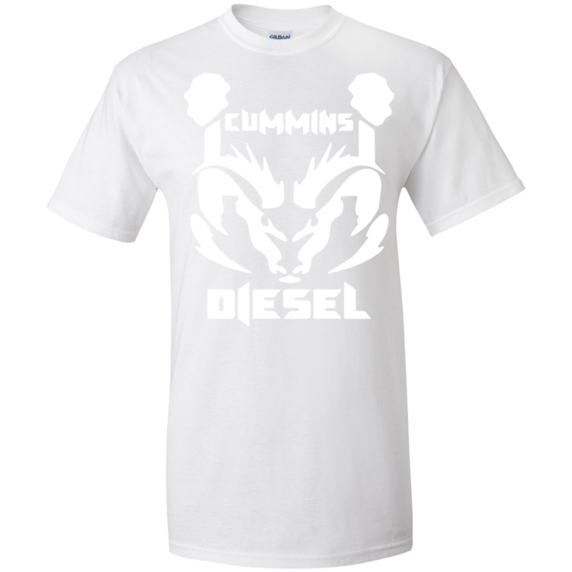 Cummins Diesel Gildan Tall Ultra Cotton T-Shirt