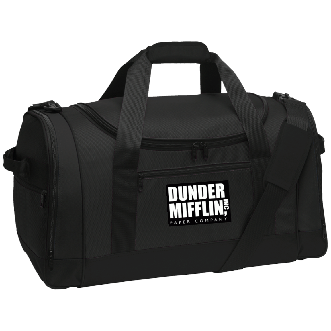 Dunder Mifflin BG800 Port Authority Travel Sports Duffel