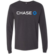 Chase Bank Canvas Men's Jersey LS T-Shirt