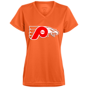 76ers Phillies Flyers Eagles 1790 Augusta Ladies' Wicking T-Shirt