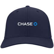 Chase Bank CP80 Port & Co. Twill Cap