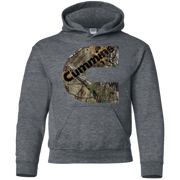 Cummins Realtree Camo Gildan Youth Pullover Hoodie