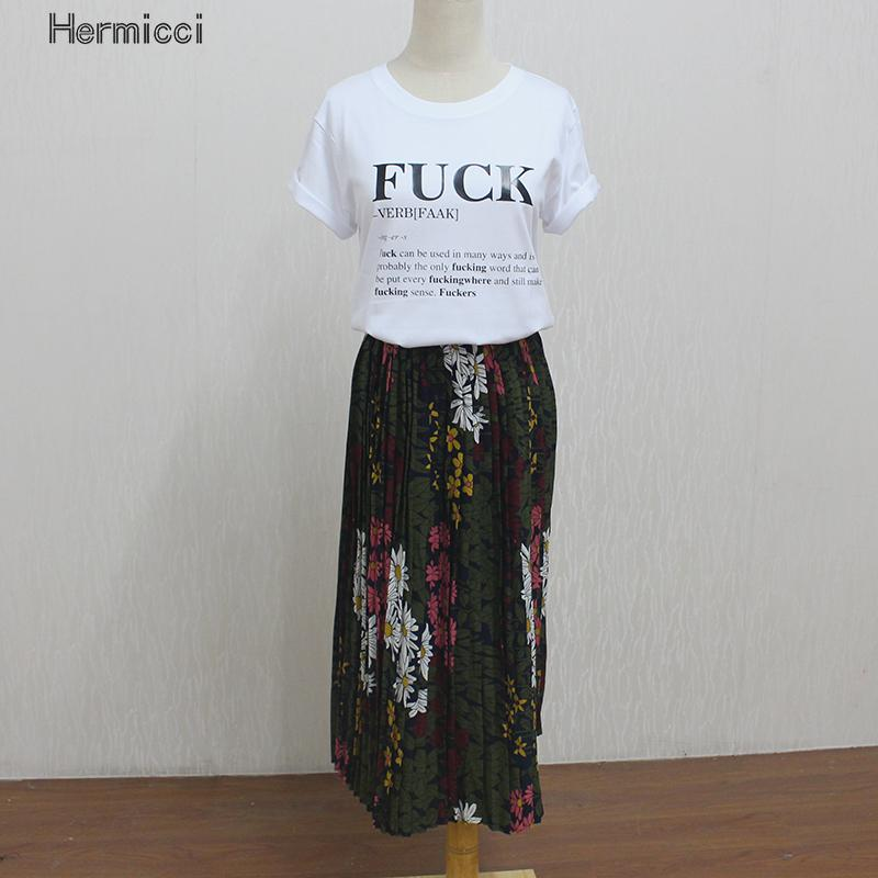 8b9297a6554 ... 2018 Dirty Word Letter Print Graphic Tshirt Women Funny Short Sleeve  Cotton Summer Tees Plus Size ...