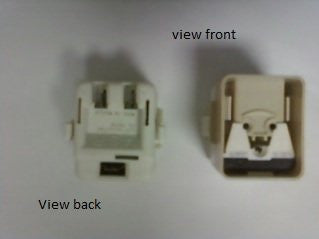 Maytag Kenmore Refrigerator Relay Overload 61005518