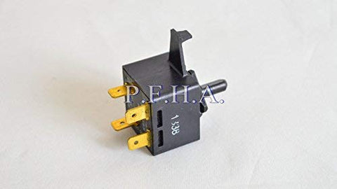 Dryer Switch Push to Start 3395385 New Genuine OEM Whirlpool __#parts.4.home.appliances