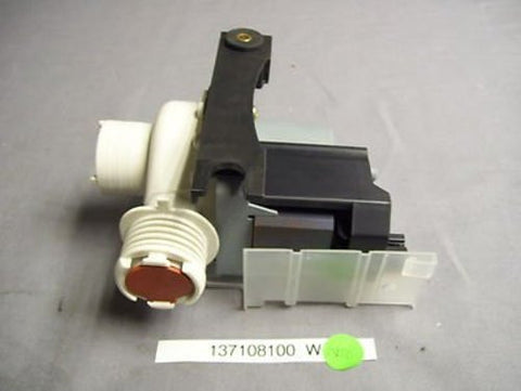 137108100 WASHER PUMP FRIGIDAIRE KENMORE GIBSON CROSLEY NEW OEM PART 11