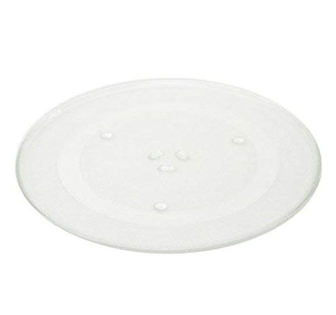 GE Kenmore Hotpoint Microwave glass plate 14.25 Inches diameter UNI88129 fits WB39X10038
