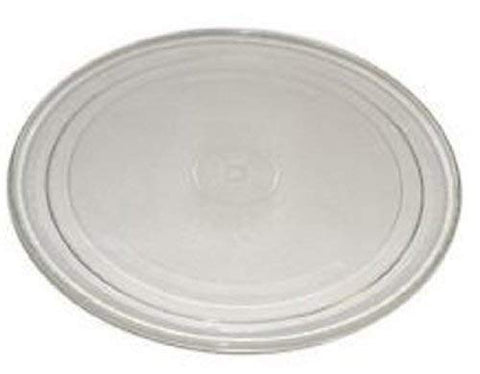 LG Electronics 3390W1A027A 13-Inch Microwave Oven Glass Turntable Tray