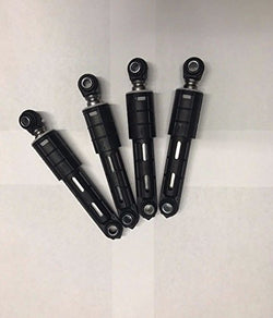 4 PCS Pack of Replacement Samsung Washer Shock AbsorberDC66-00470A (AP4206426) 2020946, DC66-00650C, DC66-00650D - 1 YEAR WARRANTY