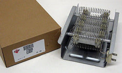 Part # 279838 or 398064 or 3403585 Genuine Factory Oem Original Clothes Dryer Heater Heating Element for Whirlpool, Maytag, Kenmore, Roper, Estate, Sears and Admiral.