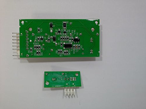 Whirlpool Kenmore Kitchen Aid Refrigerator Control Board MN10066554 Fit AH10064583 EA10064583 PS10064583