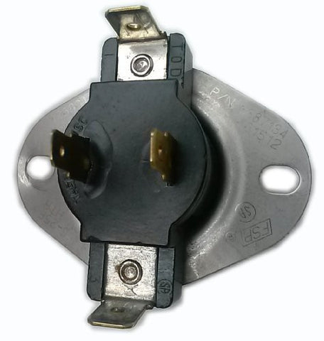 OEM FACTORY FSP ORIGINAL WHIRLPOOL KENMORE CLOTHES DRYER PART # 3387134 - Replaces Old Numbers: 306910, 3387135, 3387139