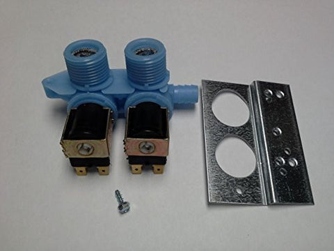 Whirlpool Kenmore Washer Water Inlet Valve PN3096512 fits AP3094541