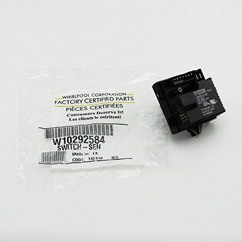 Genuine OEM W10292584 Whirlpool Washer Water Level and Pressure Sensor Switch ,product_by: pandorasoem_57121982209092