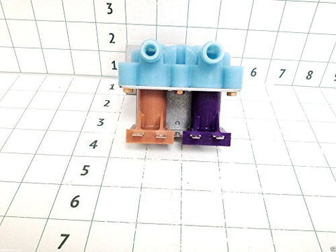 KitchenAid Whirlpool Water Inlet Valve UNI1901466 fits 2006766 replaces EA322172