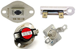 8577274 - OEM FACTORY ORIGINAL WHIRLPOOL DUET DRYER THERMOSTAT FUSE KIT