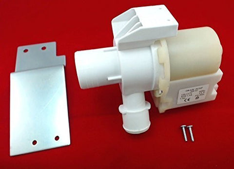 Washer Drain Pump & Motor for General Electric AP5803461, PS8768445, WH23X10030 by Seneca River Trading