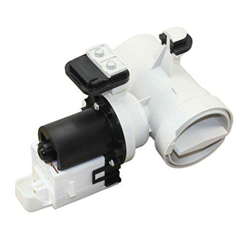 W10730972 Washer Drain Pump For Whirlpool 8540024, W10130913, W10117829, AP4308966, PS1960402
