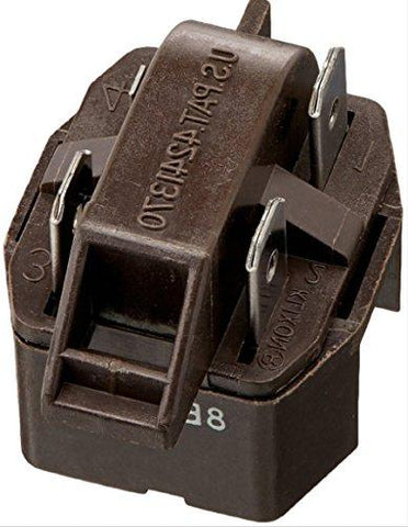 Admiral Kenmore Refrigerator Start Relay BWR981005 fits EAP11738202 on