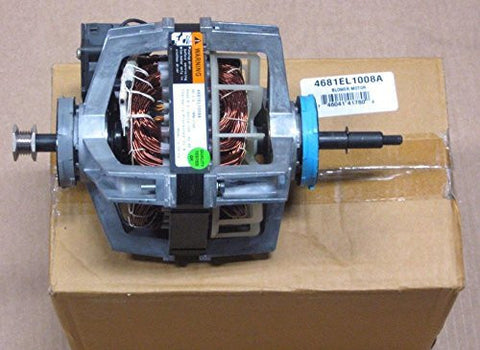 Major Appliances 4681EL1008A Dryer Blower Motor for LG PS3523290 AP4438218