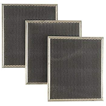 KitchenAid Range Charcoal Filter UNI88097 fits W10412939