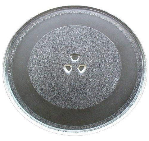 "Microwave Glass Turntable Plate ( 12 3/4"" Dia ) ( Whirlpool - 4358641 )"