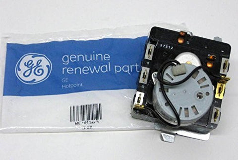 Major Appliances WE4M189 Genuine GE OEM Dryer Timer Control also replaces AP2042594 and PS267933