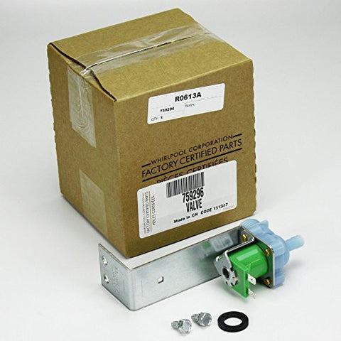 Whirlpool Part Number 759296: Valve, Complete Water