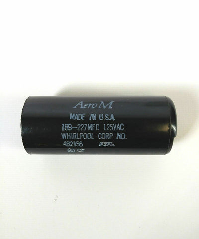 $5.95 PRIORITY-AP3012756 Whirlpool Freezer/Washer Capacitor 125 V AP3012756