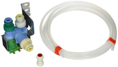 2255457 FREE EXPEDITED Whirlpool Kenmore Refrigerator Water Inlet Valve 2255457