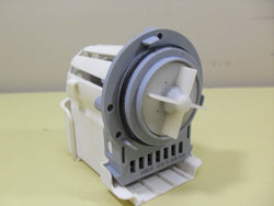 WHIRLPOOL KENMORE ASKOLL DUET WASHER WATER PUMP MOTOR Mod: M75 461970228513 ONLY MOTOR, 4 Blades included, Same terminal conexions