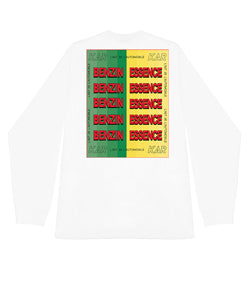 Benzin Garage Long Sleeve tee - Gone Forever