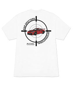 Kar spotters international tee (free) - Gone Forever